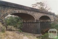 Bridge (1870), Sunbury Road, Jacksons Creek, 2010