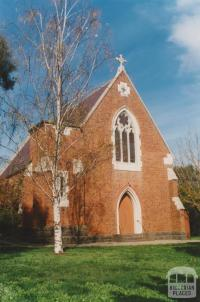 Roman Catholic Church, Learmonth, 2010