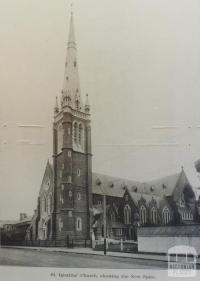St Ignatius' Church, Richmond, 1927