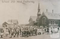 School 253 - West Footscray, 1917