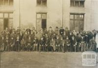 Inmates at Ballarat Benevolent Asylum, 1923