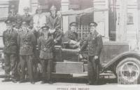 Dunolly fire brigade, Dunolly