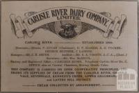 Carlisle River Dairy Company Limited, Colac, 1937
