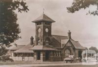 Post and telegraph office, Terang