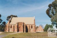 Anglican Church (1869) and Sunday School (1858), Dunolly, 2010