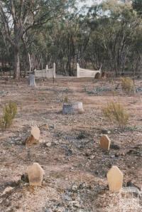 Waanyarra cemetery, 2010