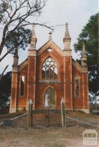 Wesleyan Church (1865), Tarnagulla, 2010