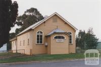Mechanics' Institute (1891), Laanecoorie, 2010