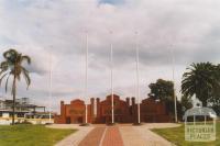 Broadmeadows war memorial, 2010