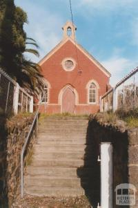 Former Uniting Church, Bridgewater, 2010