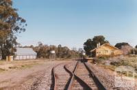 Railway station, Bealiba, 2010
