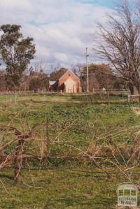 Former church, from main street, Moonambel, 2010