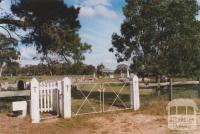 Barkly cemetery, 2010
