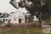 Roman Catholic Church, Banyena, 2010