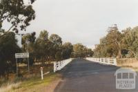 Horsham-Wal Wal Road, Wimmera River Fauxs Bridge, 2010