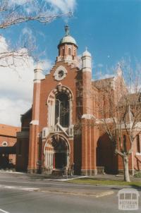 Roman Catholic Church, Richardson Street, Middle Park, 2010