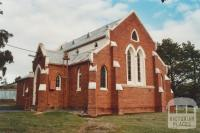 Uniting Church, Newstead, 2010