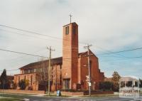 St Pauls Roman Catholic Church, Bentleigh, 2010