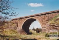 Railway Bridge, Riddells Creek, 2010