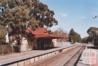 Railway Station, Macedon, 2010