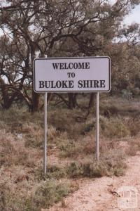 Welcome Buloke Shire, 2010