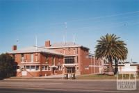 Wycheproof, Buloke Shire Hall, 2010