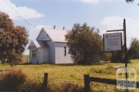 Uniting Church Hall, Warrion, 2010