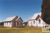 Anglican Sunday School and Church, Snake Valley, 2010