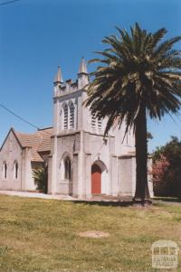 Anglican Church, Skipton, 2010