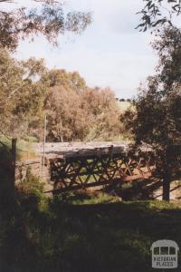 Bridge, Pitfield, 2010