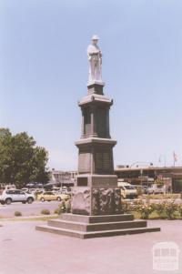War Memorial, Traralgon, 2010