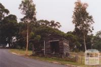 Old Fire Station, Cabbage Tree Creek, 2011