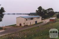 College Boat Shed, Lake Bolac, 2011