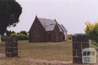 Presbyterian and Uniting Church, Lake Bolac, 2011