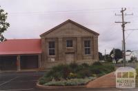 Mechanics Institute, Macarthur, 2010