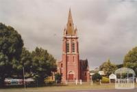 Lutheran Church, Tarrington, 2011
