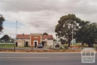 Free Library and War Memorial, Wallan, 2011