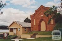 Masonic Lodge, Kilmore, 2011