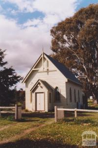 Former Church, Yarck , 2011