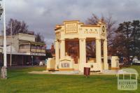 Soldiers Memorial, Avoca, 2000