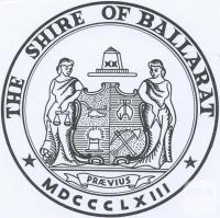 The Shire of Ballarat Crest