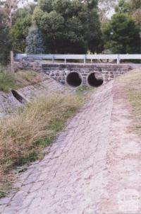 Aquaduct, Yan Yean, 2011