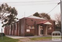 Hall, Bena, 2012
