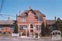 Macathur Street School, Soldiers Hill, 2012