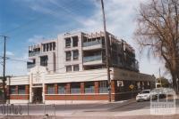 Union Knitting Mill Apartments, Coburg, 2012