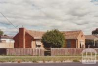 First Co-op House, Lalor, 2012