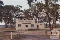 Hall, Red Hill Jancourt District, 2013