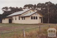 Scotts Creek and Cowleys Creek Hall, 2013