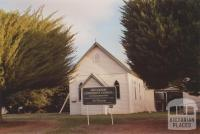 Community Church, Nullawarre, 2013