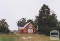Holy Trinity Church of England, Cudgewa, 2010